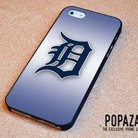 Detroit Tigers iPhone 5   5S Case Cover