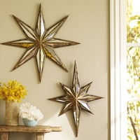 Decorative Star Mirror | Pottery Barn