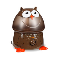 """Oscar The Owl"" Cool Mist Humidifier - Crane: Design for Better Living"