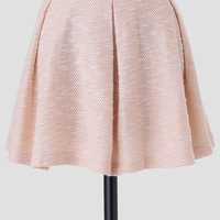 Palace Of Gold Textured Skirt
