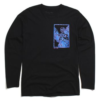 Fly Away Capsule Longsleeve T-Shirt Black
