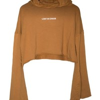 Lost in Chaos Hoodie