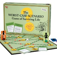 The Worst Case Scenario Game of Surviving Life