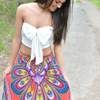 Song of the Sparrow Maxi Skirt