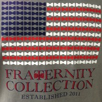 Patriotic Grey - Fraternity Collection