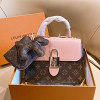 Louis Vuitton handbags and cross-body bag accessories