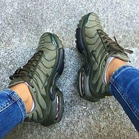 Nike Air Max Plus Fashion Casual Sneakers Sport Shoes