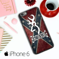 Browning Camo R0192 iPhone 6 / 6S Case
