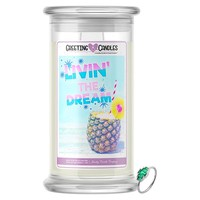 Livin' The Dream Jewelry Greeting Candle