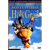 MONTY PYTHON THE HOLY GRAIL movie poster COLORFUL HILARIOUS CLEVER 24X36-PW0
