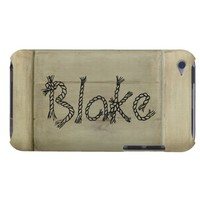 Country Music Style iPod Case-Mate Case