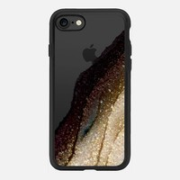 FLAWLESS BLACK by Monika Strigel iPhone 7 Hülle by Monika Strigel | Casetify