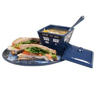 Doctor Who TARDIS Soup & Sandwich - PRE-ORDER NOW, Ships Late October