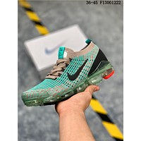 Nike Air Vapormax 2019 Atmospheric cushion flying line surface jogging shoes