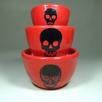 The Urban Set of Skulls. Made to Order.