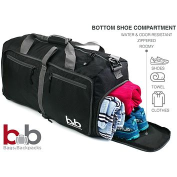 Huge Duffle Bag or Foldable Travel Bag