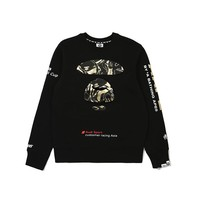 Wholsale women or men AAPE Sweatshirt 501965868-096