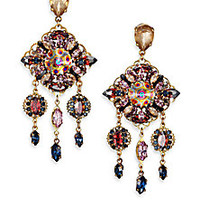 Erickson Beamon - Happily Ever After Drop Earrings - Saks Fifth Avenue Mobile