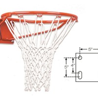 First Team Heavy Duty Front Mount Fixed Basketball Goal FT170
