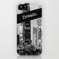 Dream NY iPhone & iPod Case by Chase Keeling