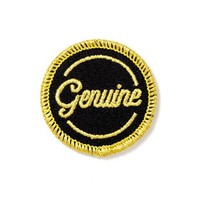 Genuine Mini Patch