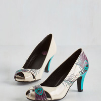 Statement Proud Panache Heel