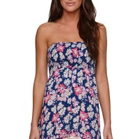 Roxy Strapless Beach Dress - Womens Dress -