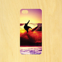 Surfer iPhone 4/4S 5/5C 6/6+ and Samsung Galaxy S3/S4/S5 Phone Case