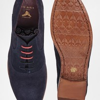Ted Baker Luhwice Suede Oxford Shoes