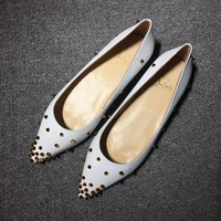 DCCK Cl Christian Louboutin Flat Style #719