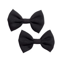 2-pack hair clips - from H&M
