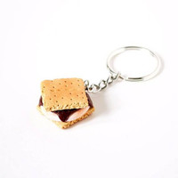 S'Mores Keychain