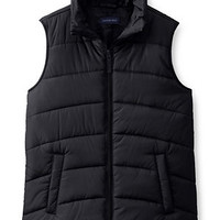 Women's Puffer Vest from Lands' End