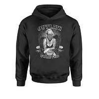 Marilyn Monroe Outlaw Forever Youth-Sized Hoodie