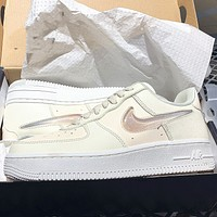 Nike Air Force 1 AF1 Low New Jelly Hook Women's Sneakers Shoes