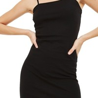 Topshop Cotton Jersey Body-Con Dress | Nordstrom