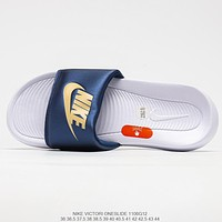 Nike Men's and Women's Victori One Slide Print Slippers Shoes