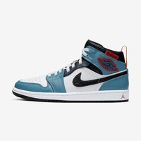 "Facetasm x Air Jordan 1 Mid ""Fearless"" Sneakers - Best Deal Online"