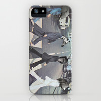 Carry That Weight - the beatles and their animal personas iPhone & iPod Case   Print Shop