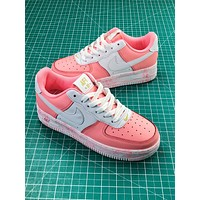 Nike Air Force 1 Low Af1 Upstep Pastel White Shoes