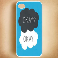 Cell Phone Hard Case Okay Okay The Fault In Our Stars