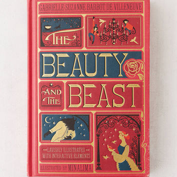 Beauty And The Beast By Gabrielle-Suzanna Barbot de Villenueve | Urban Outfitters