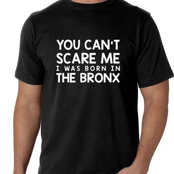 I was born in The Bronx Cool Man T-Shirt