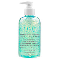 philosophy Clear Days Ahead™ Oil-Free Salicylic Acid Acne Treatment Cleanser (8 oz)