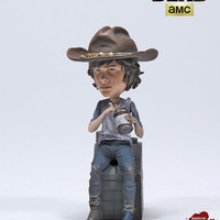 Carl Big Head 3-Inch The Walking Dead Series 1 by McFarlane