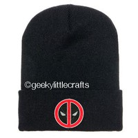 Anti-Hero Beanie by Geeky Little Crafts
