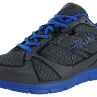 Fila Mentor Men's Cool Max Running Shoes Athletic Sneakers