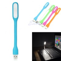 Flexible USB LED Light Lamp For Computer Keyboard Reading Notebook Laptop PC C26