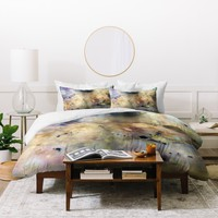 Brian Wall Fine Art Lost In Space Duvet Cover