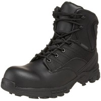 "Smith & Wesson Unisex Defender 6"" Composite Toe Tactical Boot,Black,8.5 W US"